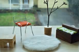 modern miniature furniture design in miniature modern dollhouse furniture ideas