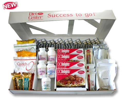 weight loss kits success to go 8 week kit diet center