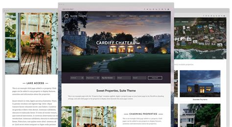 wordpress themes rent house wordpress vacation rental theme suite