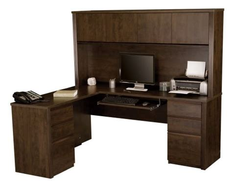 Desk With Hutch Cheap L Shaped Desk With Hutch August 2011 If Finding The Best Cheap L Shaped Desk With Hutch Our