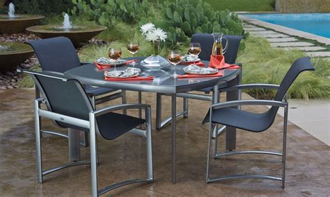 Homecrest Outdoor Hospitality Furniture Bistrodre Porch Outdoor Hospitality Furniture