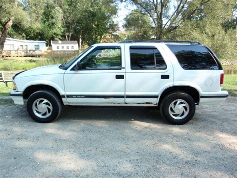 transmission control 1994 chevrolet blazer navigation system service manual old car manuals online 2003 chevrolet trailblazer lane departure warning