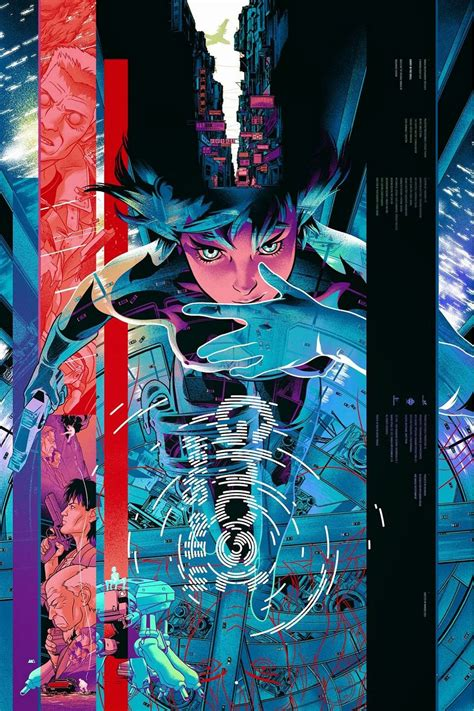 urutan film ghost in the shell ghost in the shell 1995 posters the movie database