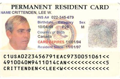 us green card photo template can a us permanent resident travel to canada