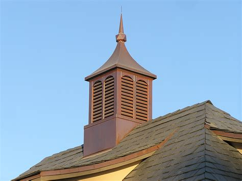 cupola roof cupolas waterwayssheetmetal