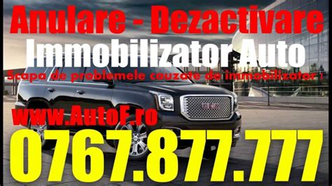 Immo Auto by Anulare Dezactivare Imobilizator Auto Bypass Immo