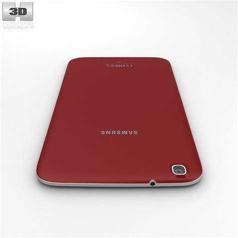 Samsung 8inch samsung galaxy tab 3 8 inch 3d model hum3d