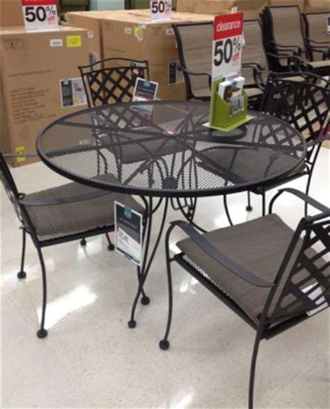 Patio Dining Sets At Target Home Citizen Target Patio Furniture Sets