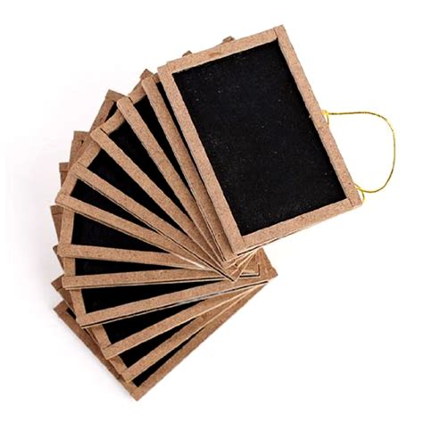 12 mini small chalkboards 2 quot x 3 quot for wedding cards party