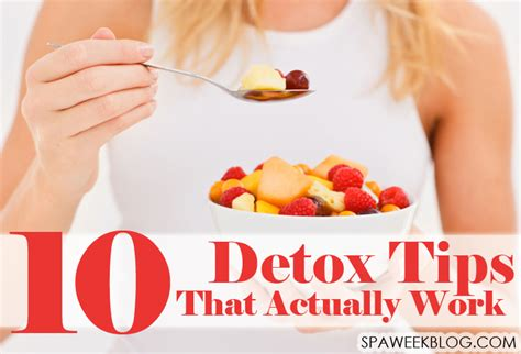 Best Detox Tips by Top 10 Detox Tips From Toxin Toxout