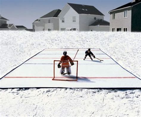 best backyard hockey rinks 17 best images about backyard hockey rink on pinterest