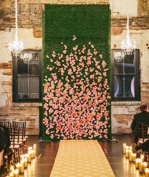 10 Unexpected Ways To Use Florals At Your Wedding   HuffPost