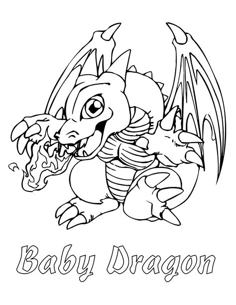 Coloring Page Yu Gi Oh by Free Yugioh Monsters Coloring Pages