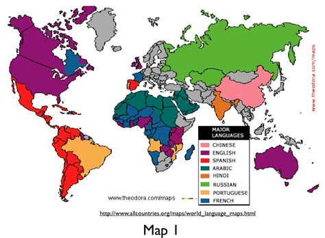 speaking countries map misleading language maps on the geocurrents