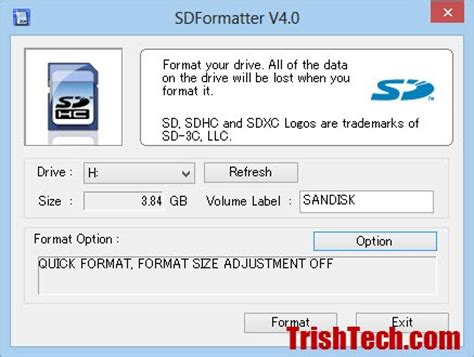sd card label template sd formatter can format all types of sd memory cards