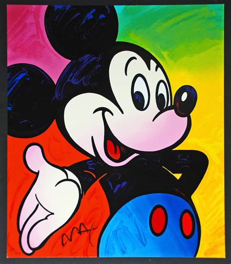 painting mickey mouse max mickey mouse animation sensations