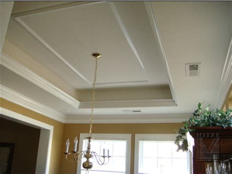 Tray Ceilings Images by Ceiling Treatments Tray Ceiling