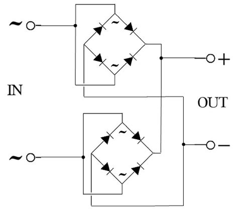 how to connect diodes in series power supply protecting diode bridge from higher current electrical engineering stack exchange