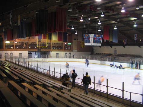 Rostraver Gardens by Roaming The Rinks Garden Arena