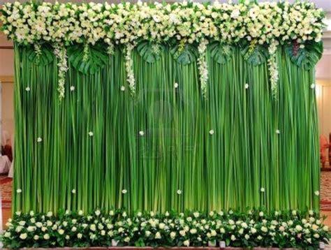 Wedding Backdrop Green by Kathy Chandler Weddings Wedding Backdrops