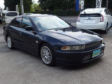 Galant Vr Featured 1999 Mitsubishi Galant Vr 4 Type V At J Spec Imports
