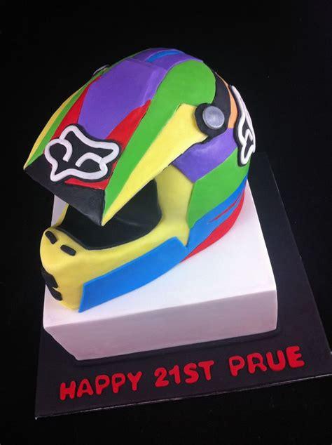 motocross helmet cake sports cakes motocross helmet cake casque pinterest
