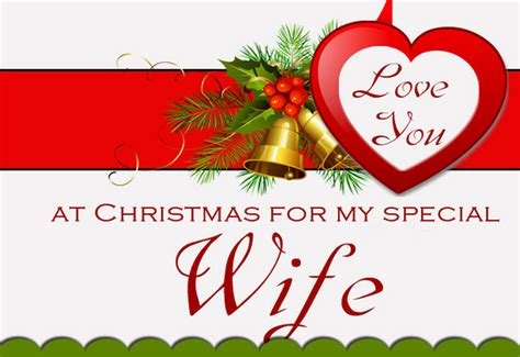 romantic christmas messages  wife wishesmsg