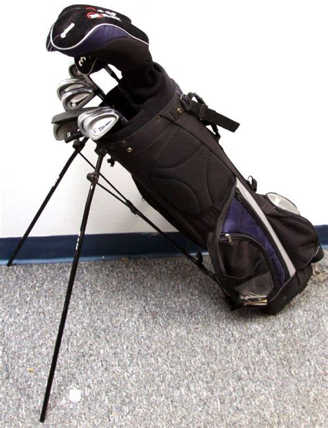 ram concept golf clubs ram concept oversize golf clubs and carry bag