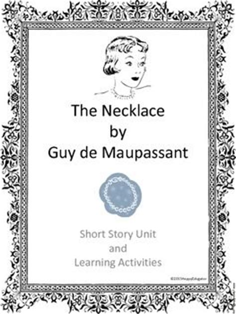 The Jewelry De Maupassant Essay by 1518 Best Images About Reading Ideas Middle High School On