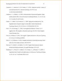 5 how to format a bibliography bibliography format