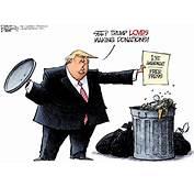 Political Cartoons  Donald J Trump 02 About