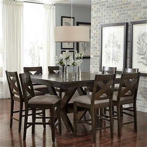counter high dining room sets 25 best ideas about counter height table on