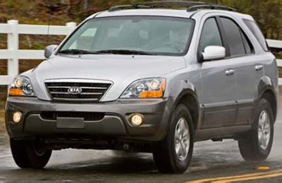 Kia Sorento 2008 Reviews Kia Sorento Ex 4x4 Review