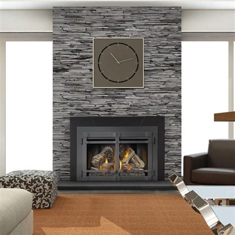 Direct Vent Wood Burning Fireplace Inserts by Napoleon Large Direct Vent Gas Fireplace Insert With