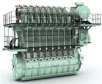 Mesin Kapal mesin kapal laut mesin diesel kapal
