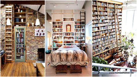 Backyard Decorating Ideas Home 24 Insanely Beautiful Wall Bookshelves For Enthusiast Readers