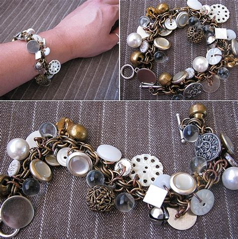 button bracelet lord of creative kismet