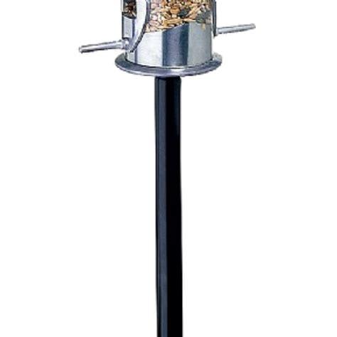 wild bird feeder ground stake pole heavy duty garden ebay