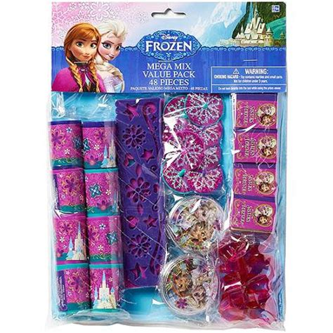 frozen party favor pack  pack party supplies walmartcom