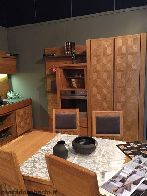 cucine moderne in rovere cucina moderna in rovere naturale manerba contado