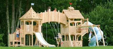 build my own swing set these play sets are every kids dream absolutely beautiful