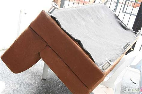 how to repair sagging couch how can i fix a saying couch the home depot community