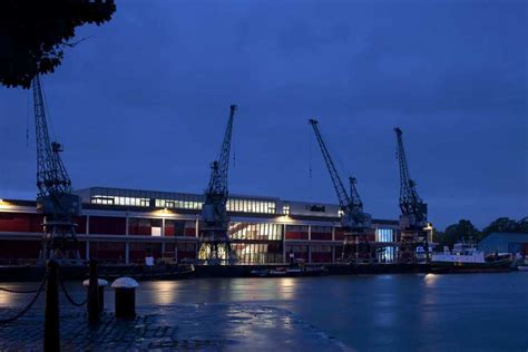 bristol city museum m shed prince s wharf history