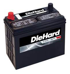 price of a new car battery diehard automotive battery size jc 51r price with