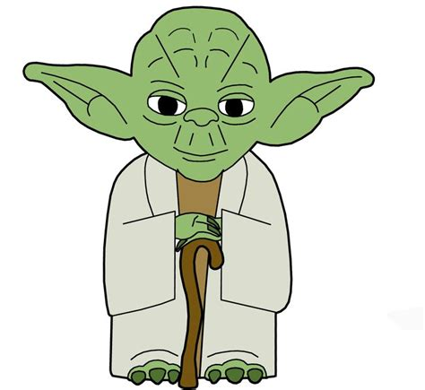 Drawing Yoda by 84 Best Images About Wars On Coloring