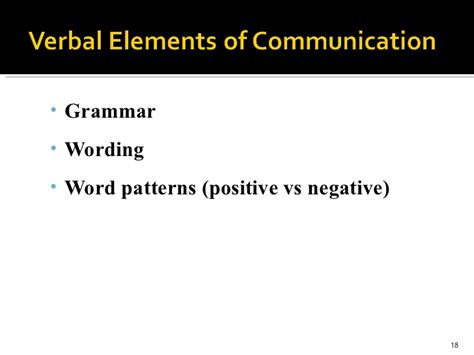patterns of business communication ppt training presentation on business communication