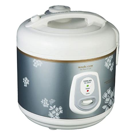 Daftar Rice Cooker Yongma yong ma mc 2670 ti magic 2 l peralatan dapur dapur