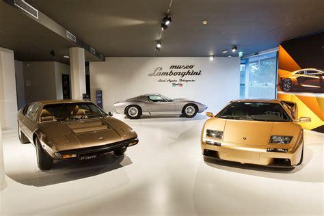 lamborghini museum the italian motorvalley via emilia experience modenatur