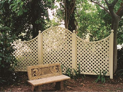 Garden Lattice Panels Decks On Privacy Hedge Privacy Screens And Hedges