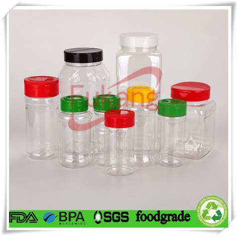 Seasoning Shaker Containers 125ml Seasoning Bottle Supplier Pet Condiment